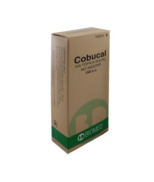CO BUCAL SOLUCION TOPICA 150 ML
