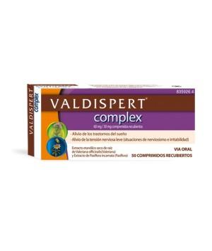 VALDISPERT COMPLEX 50 COMPRIMIDOS