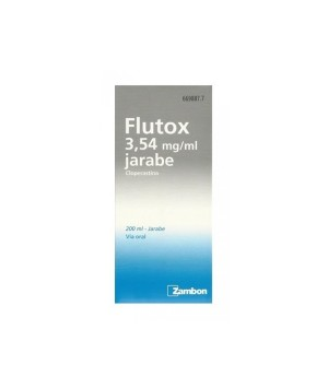 FLUTOX 3.54 MG/ML JARABE 200 ML