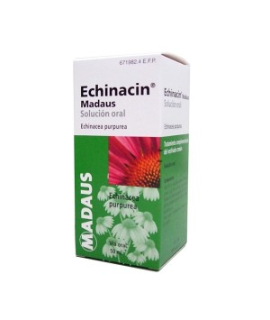 ECHINACIN MADAUS 800 MG/ML SOLUCION ORAL 50 ML