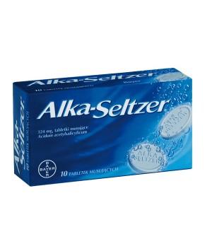 ALKA-SELTZER 2.1 G 10 COMPRIMIDOS EFERVESCENTES