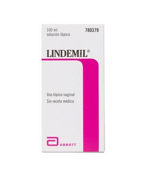 LINDEMIL SOLUCION TOPICA 100 ML