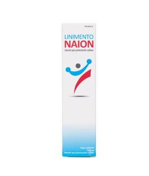 LINIMENTO NAION SOLUCION TOPICA PULVERIZADOR 125 ML