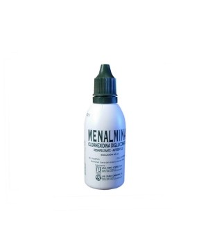 MENALMINA 10 MG/ML SOLUCION TOPICA 1 FRASCO 40 ML