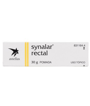 SYNALAR RECTAL POMADA RECTAL 30 G
