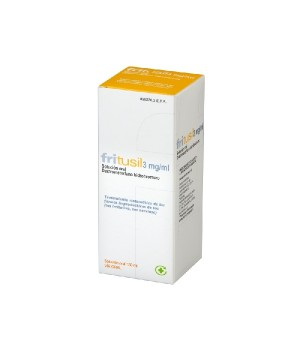 FRITUSIL 3 MG/ML SOLUCION ORAL 150 ML