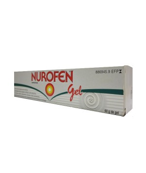 NUROFEN GEL 50 MG/G GEL TOPICO 60 G