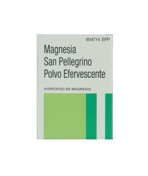 MAGNESIA SAN PELLEGRINO 2.245 G 5 SOBRES EFERVESCENTES