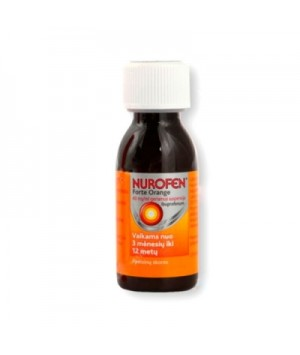 NUROFEN 40 MG/ML SUSPENSION ORAL 150 ML