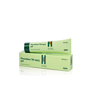 PEROXIBEN 5% GEL TOPICO 60 G