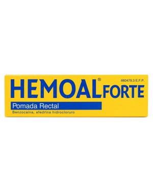HEMOAL FORTE POMADA RECTAL 50 G