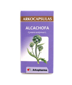 ARKOCAPSULAS ALCACHOFA 150 MG 200 CAPSULAS