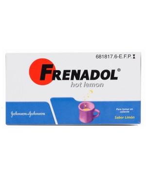 FRENADOL HOT LEMON 10 SOBRES