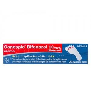 CANESPIE BIFONAZOL 10 MG/G CREMA 20 G