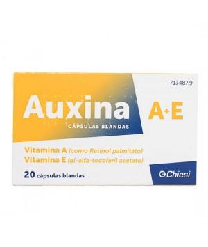 AUXINA A+E 20 CAPSULAS