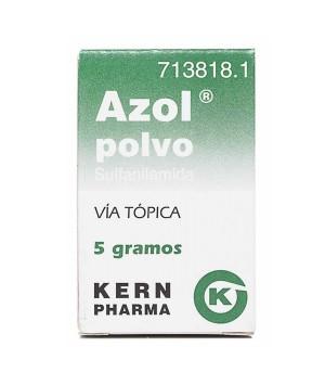 AZOL POLVO POLVO TOPICO 5 G