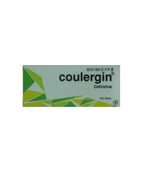 COULERGIN 10 MG 7 COMPRIMIDOS RECUBIERTOS