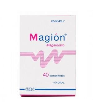 MAGION 450 MG 40 COMPRIMIDOS MASTICABLES