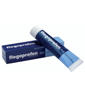 FLOGOPROFEN 50 MG/G GEL TOPICO 60 G