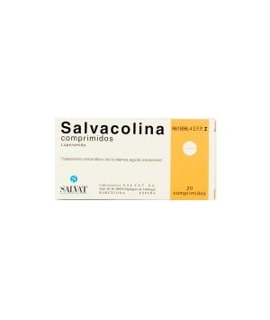 SALVACOLINA 2 MG 20 COMPRIMIDOS